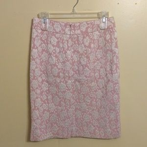Harold's floral skirt sz 0 *N